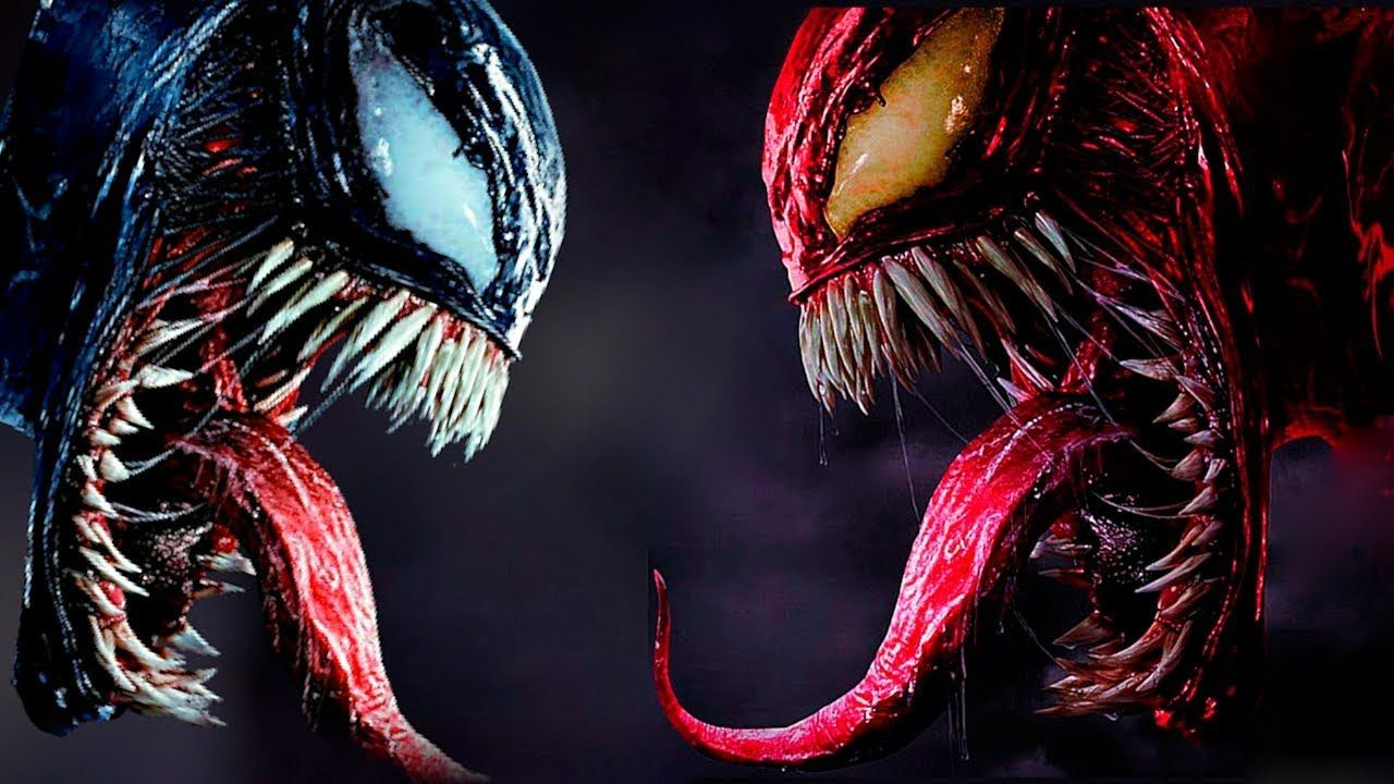 Venom Vs Carnage Epic Fight Scene Hd Venom Venom Movie Venom 2