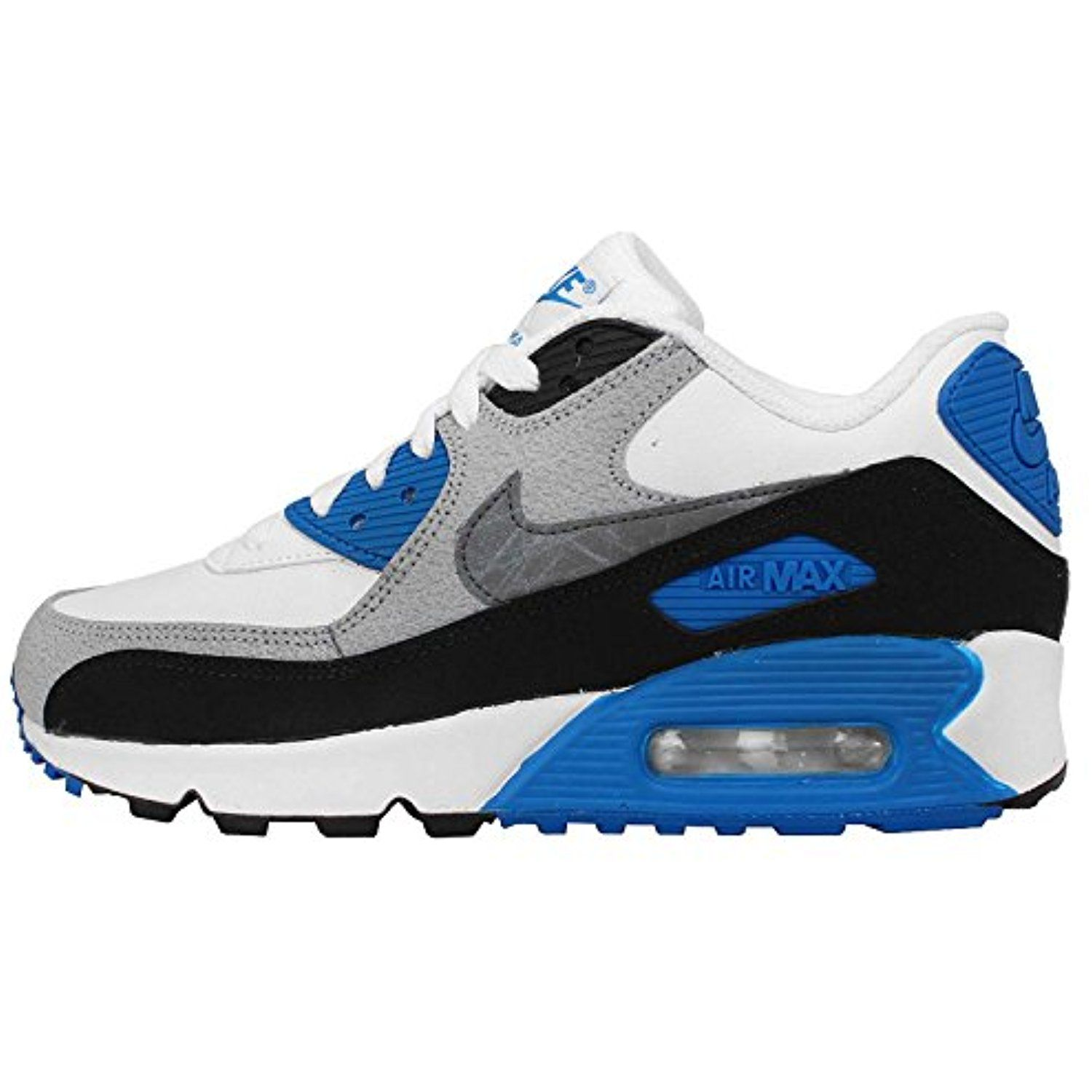 new arrival 245fc 61a67 Air Max 90 LTR GS Youth Womens Kids Running Shoes Sneakers 724821-101   Want to know more, click on the image. (This is an affiliate link) Shoes