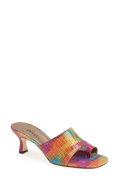 a4d1c2055 VANELi 'Melea' Slide Sandal (Women) (Special Purchase) available at # Nordstrom