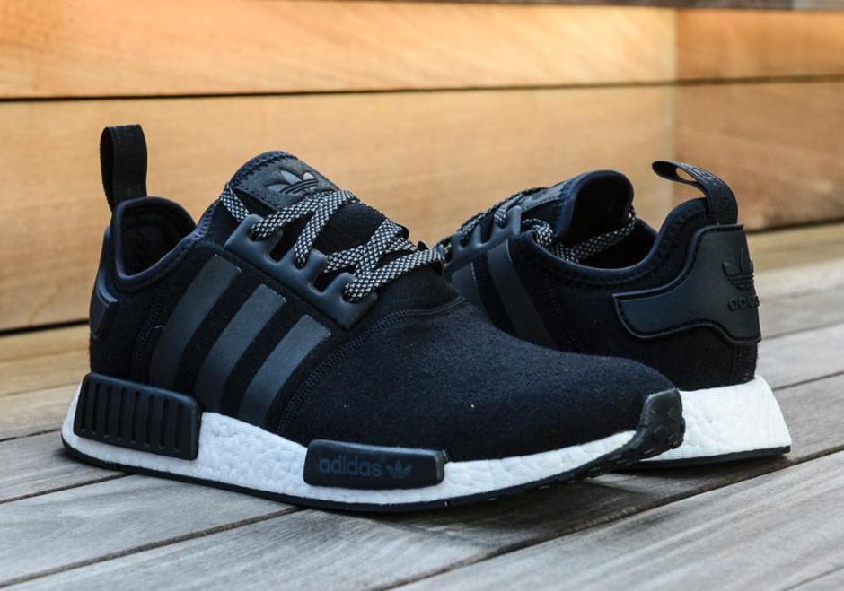 adidas Originals Wraps-Up for Winter With a Wooly NMD