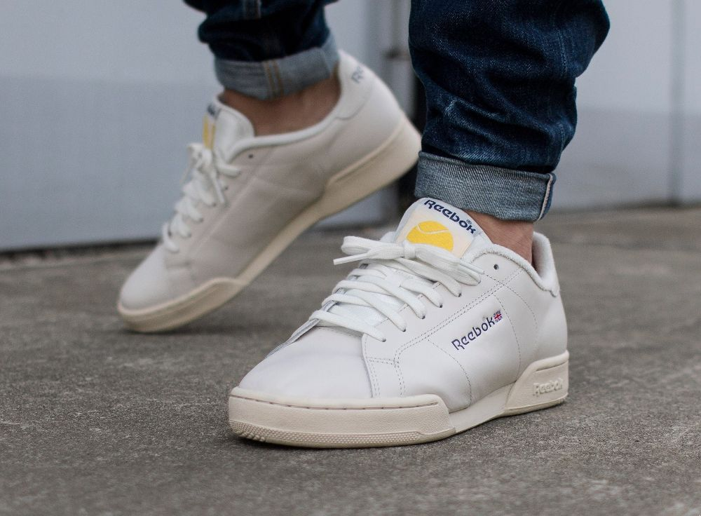 Ball Stuff Paperwhite Yellow'Cool Reebok Enh Npc Tennis 'chalk EH9WD2IY