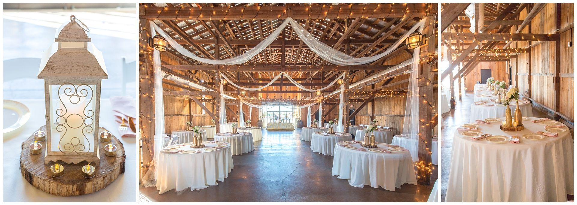 Wedding Reception Detail Photos At Talon Winery In Lexington Kentucky Southern