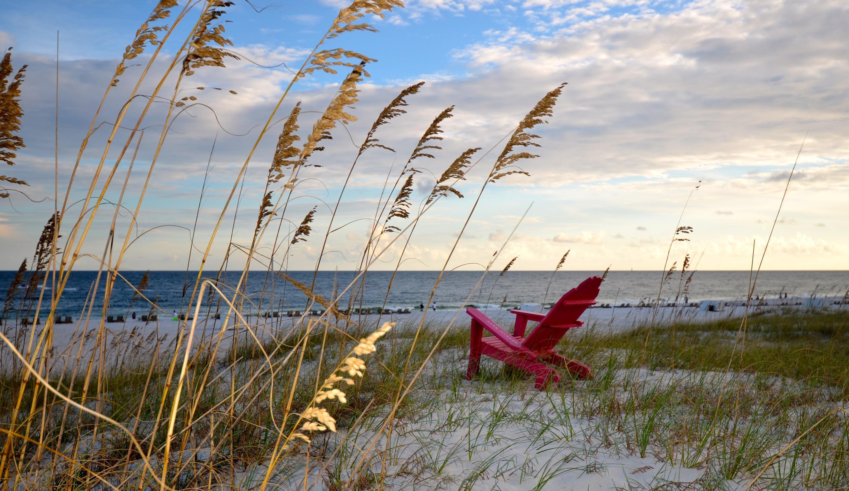 Adirondack Beach Memorial Chair Orange Beach,Alabama