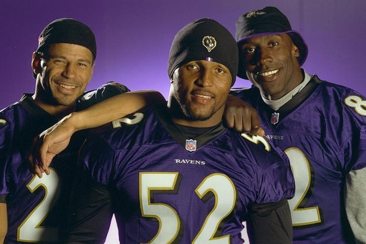 info for f61a3 d1d73 Woodson, Lewis, Sharpe | Baltimore Ravens | Ray lewis, Rod ...