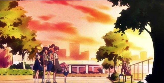 Sailor Moon Crystal III
