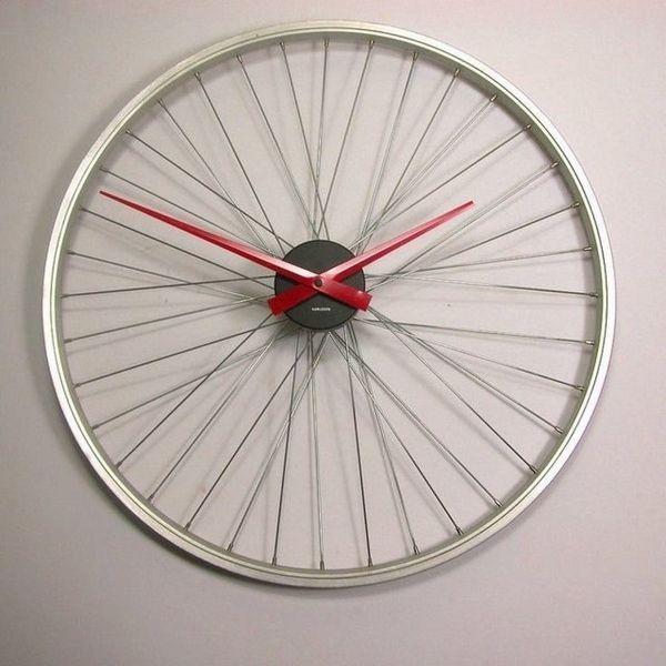 #fahrrad #fahrradteilen #ideen #leben #neues #upcycli #schrottwichtelnideen