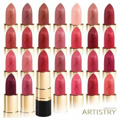 Artistry Signature Color Lipstick Artistry Amway Amway
