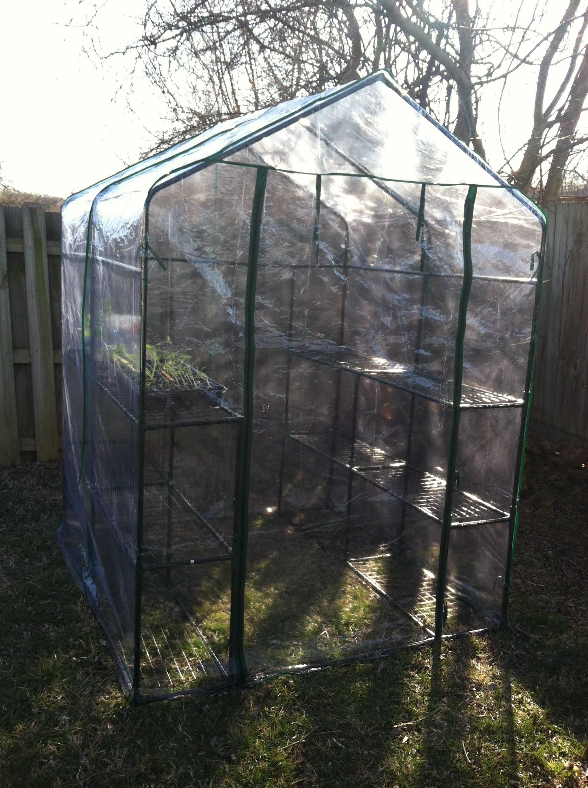 Mini greenhouse for 70 at big lots