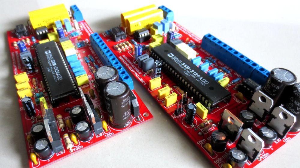 51 Sound Surround Decoder Circuit