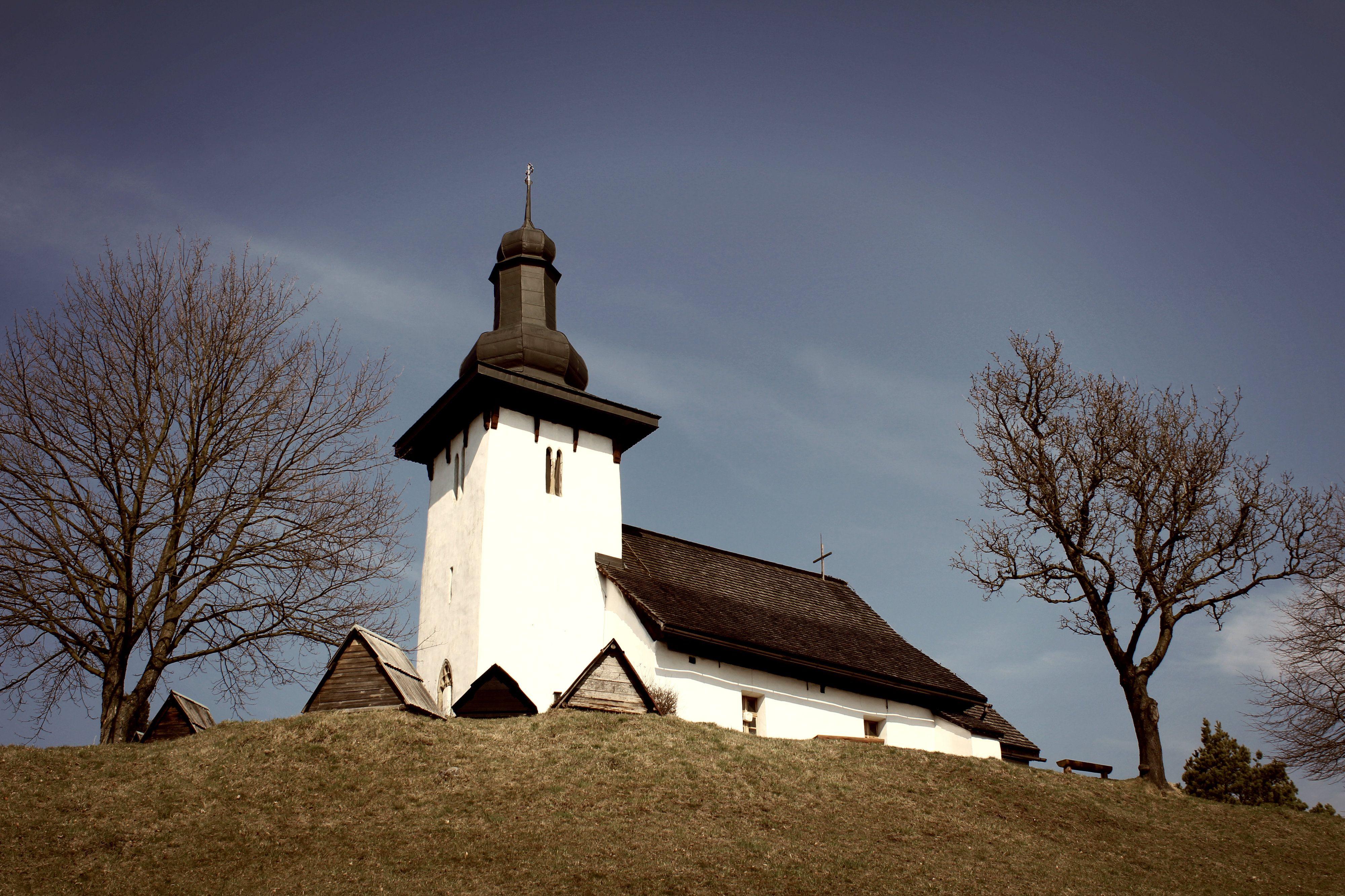 Church in Martinček ( Church of Saint Martin)