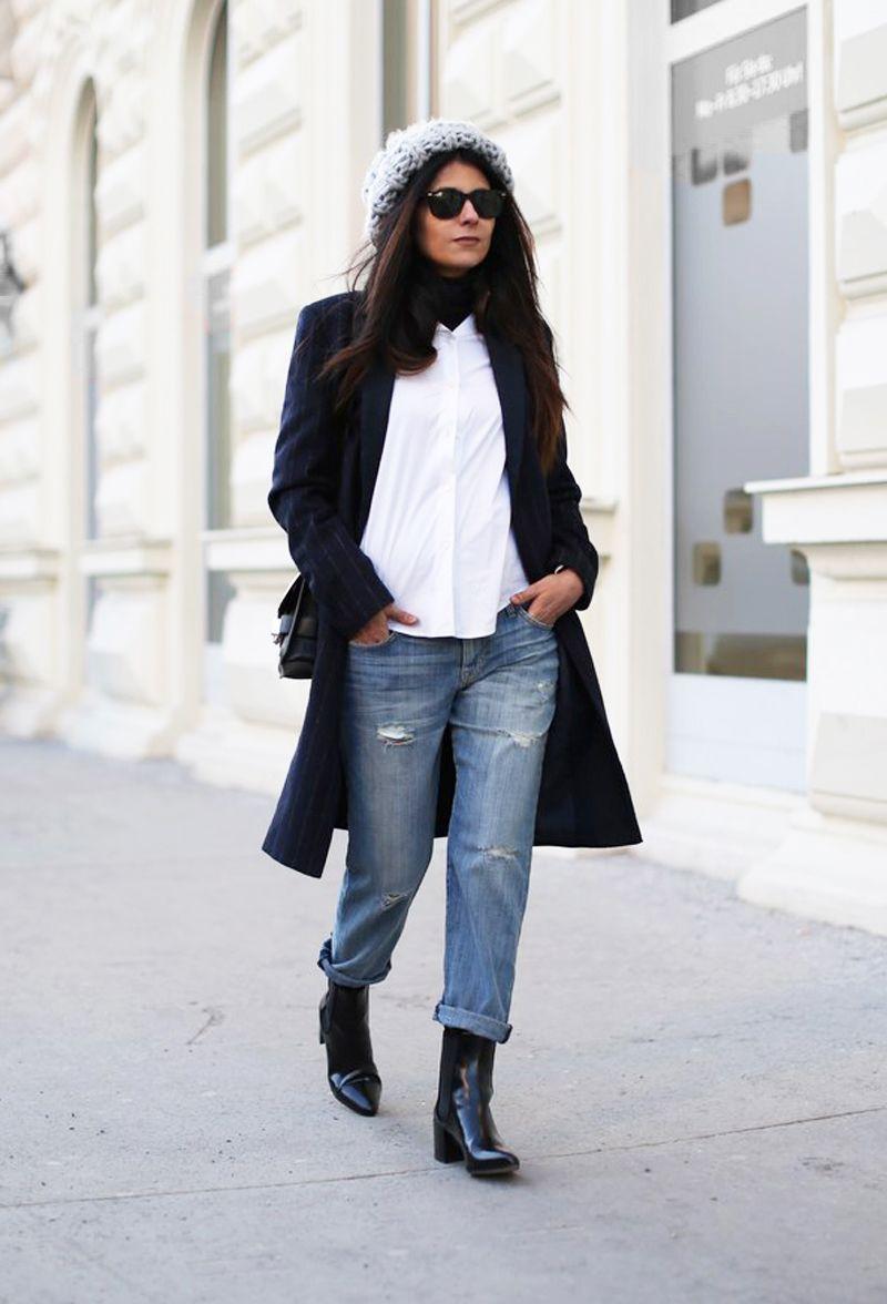 Fashion Landscape Com Boyfriend Jeans Outfit Boyfriend Jeans Fashion