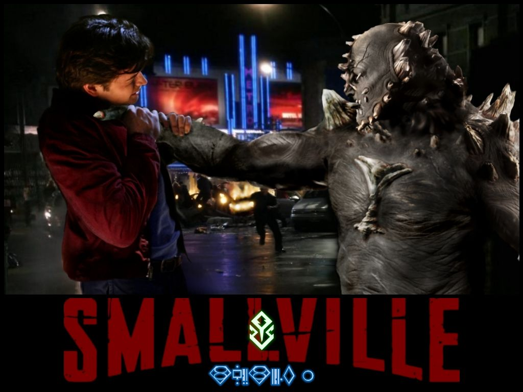 Smallville Doomsday Smallville Badass Movie Doomsday