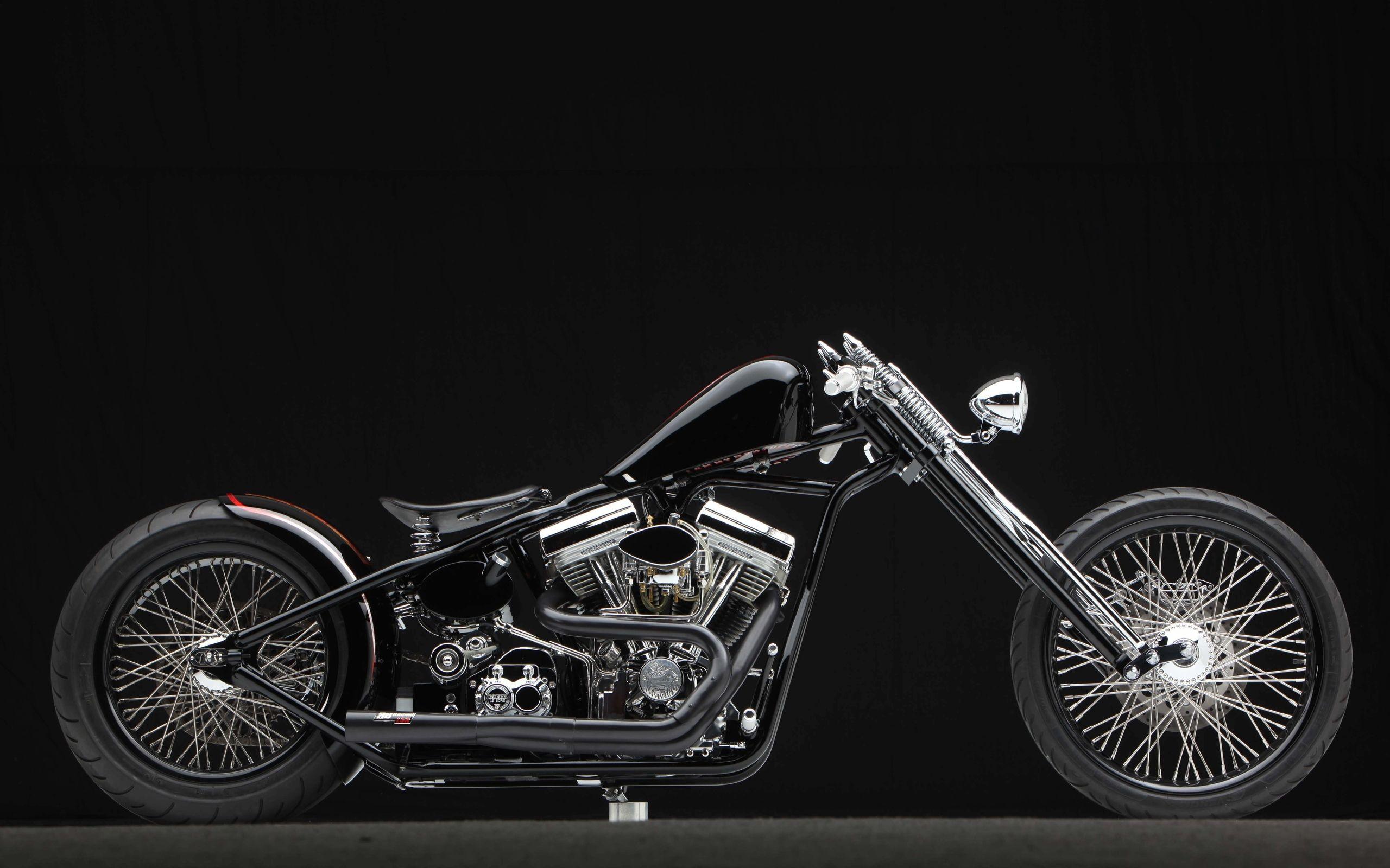 Black Chopper Pictures 07669 Baltana Badass Bike A Dream
