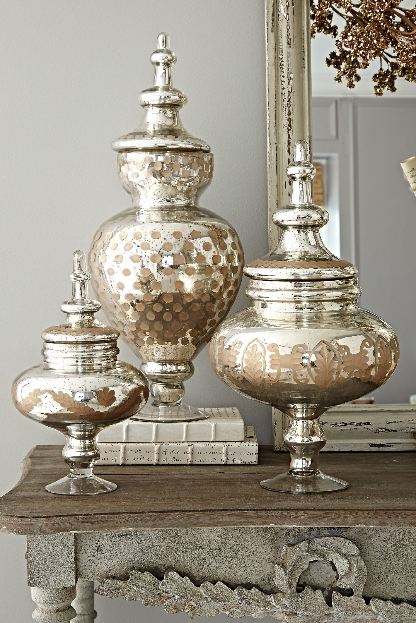 Love These Bastia Apothecary Jars From Soft Surroundings With