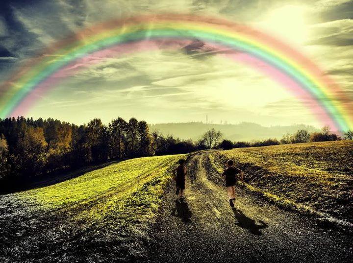 arco iris reales - Buscar con Google   Arcoiris e Arco íris