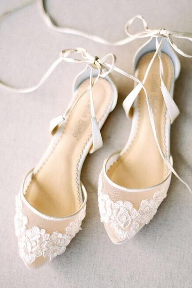 Scarpe Matrimonio Sposa Comode.30 Officially The Most Gorgeous Bridal Shoes Scarpe Da Sposa In