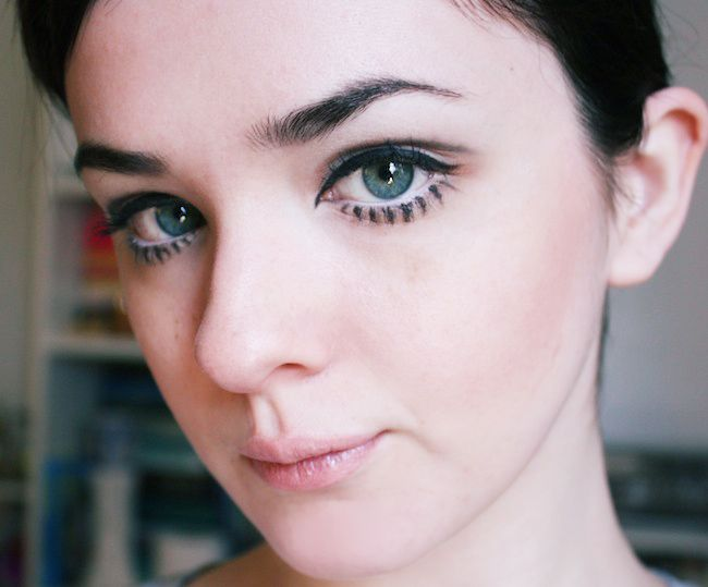 Mod Eye Makeup In Like Five Minutes Makeup To Do Pinterest