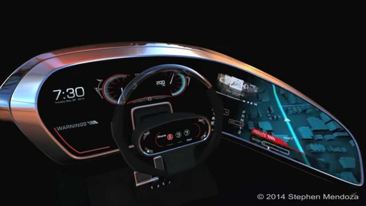 Automotive UI (Project Urbano)