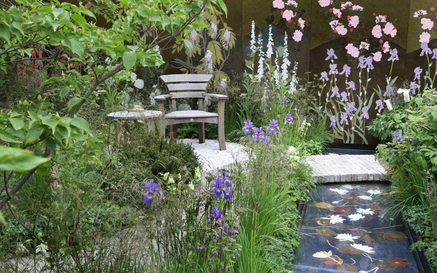 Chelsea Flower Show 2013 fresh gardens in pics Chelsea