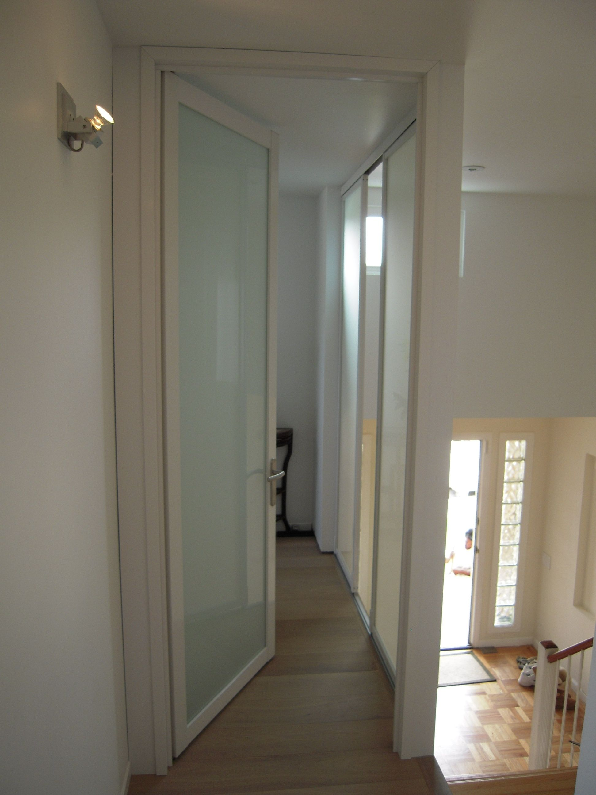 Our Swing Doors Allow Lots Of Light Into The Room Making It A Modern And Beautiful Addition T White Interior Doors Sliding Doors Interior Glass Doors Interior