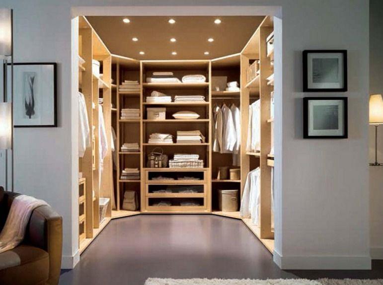 bygga walk in closet