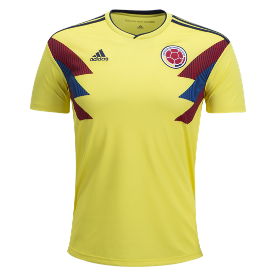 2018 Colombia World Cup Authentic Jersey  806c3f9dd