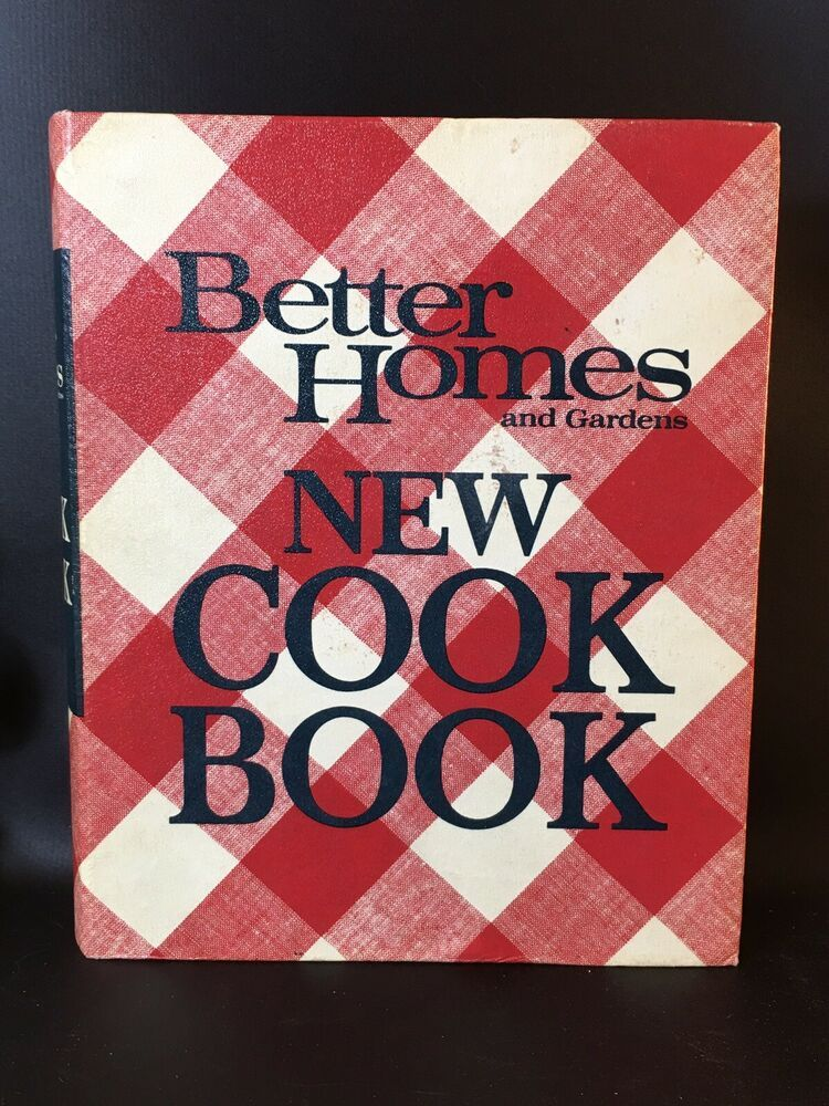 a433680cfe48284864c21ea5b555edde - Better Homes And Gardens First Edition Cookbook