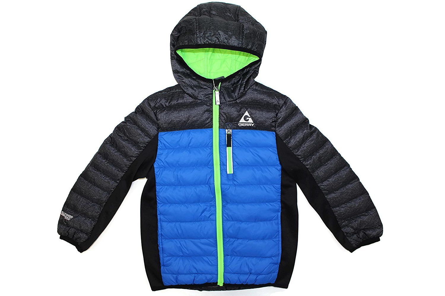 8ff42b4a0 Gerry Boys Size Large(14 16) Hooded Puffer Down Jacket