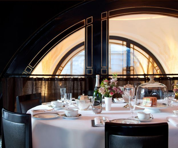 Private Dining At The Wolseley  Caférestaurant Mayfair Amazing Best Private Dining Rooms Nyc Design Ideas
