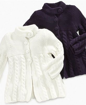 11d59c1e8 First Impressions Baby Sweater