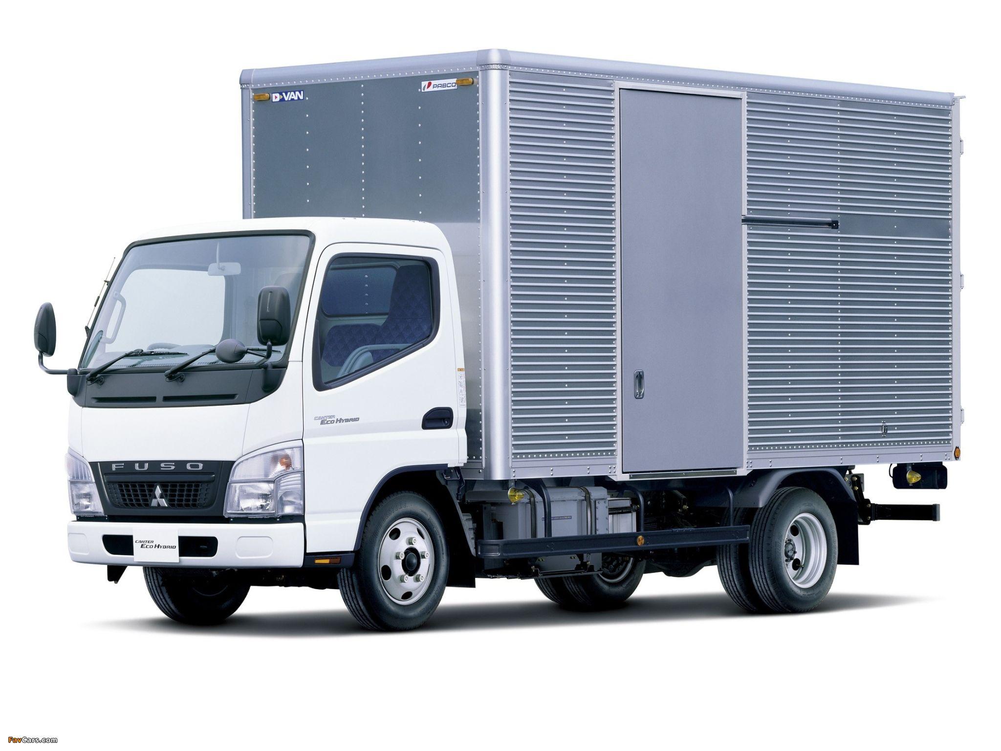 Photos Of Mitsubishi Fuso Canter Guts Eco Hybrid Fb7 2006 Mitsubishi Canter Mitsubishi Truck Mitsubishi