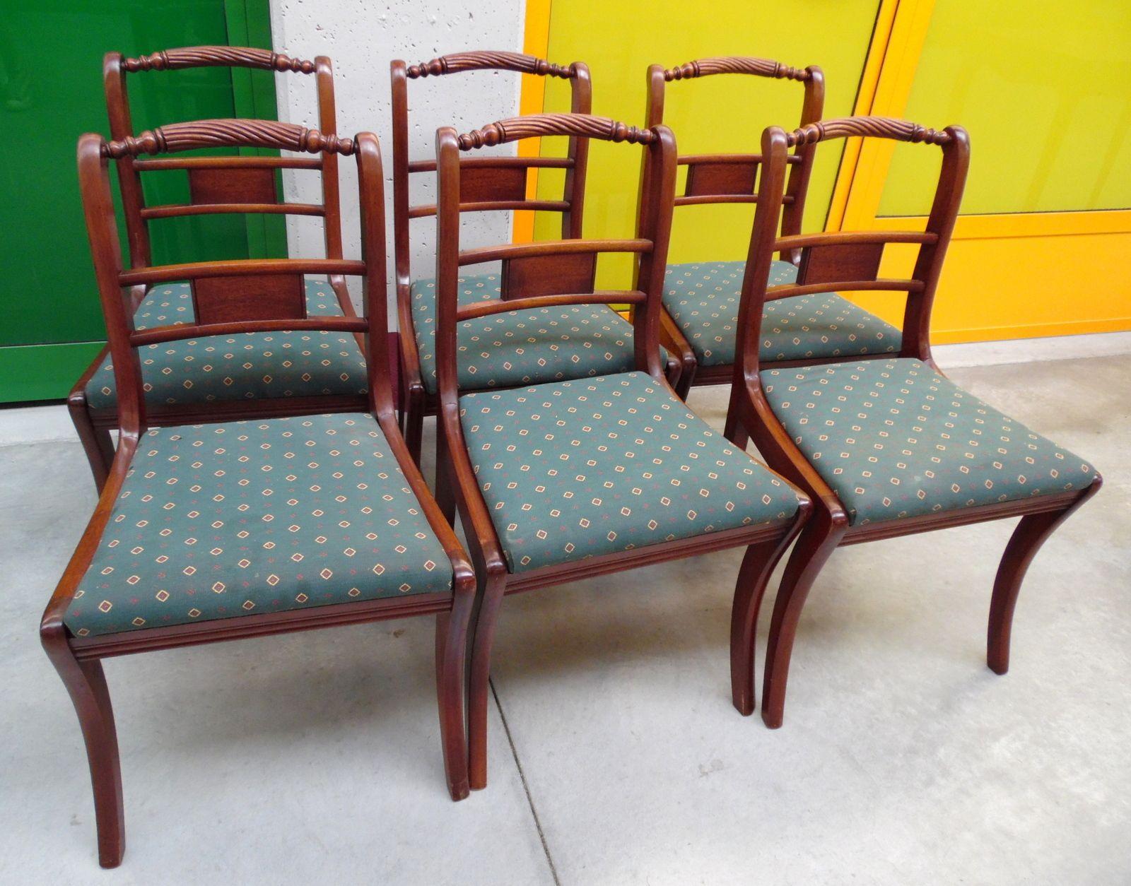 Sedie Capotavola ~ Sedia capotavola in faggio primo 900 seduta in paglia mobili d