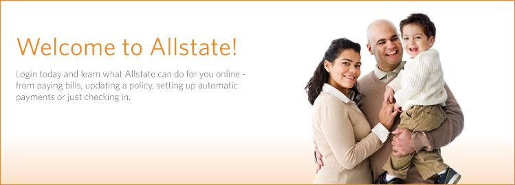 Allstate My Account >> Allstate Insurance My Account Login My Account Login