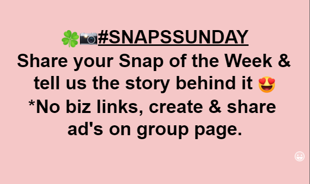 👑🍀 It's SNAPS SUNDAY over on our Facebook group 🔗 www