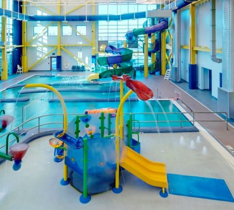 This Is Very Similar To What Will Be In The Kroc Center In