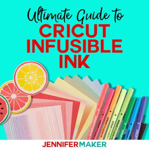 Cricut Infusible Ink How To Use Guide - Help  Instructions for making Cricut Infusible Ink Products #cricut #cricutmade #diy #handmade