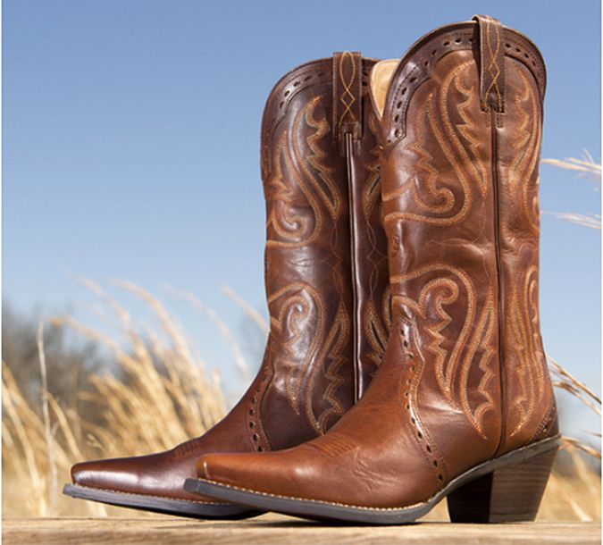 Our BEST Ariat Boots: http://www.countryoutfitter.com/style/best ...