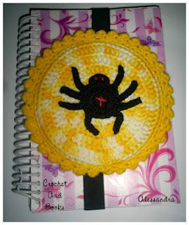 Crochet and Books: Aranha