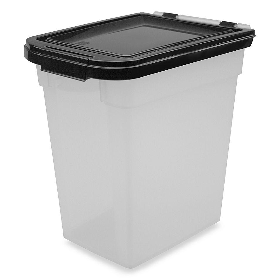 Iris Airtight 10 Lb Pet Food Storage Container Pet Food