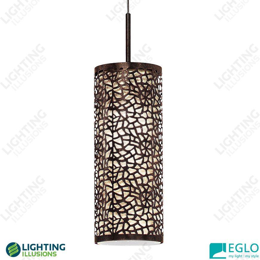 Eglo Almera Laser Cut Metal Design Antique Brown Pendant Light -  Modern Pendants  sc 1 st  Pinterest & Eglo Almera Laser Cut Metal Design Antique Brown Pendant Light ...