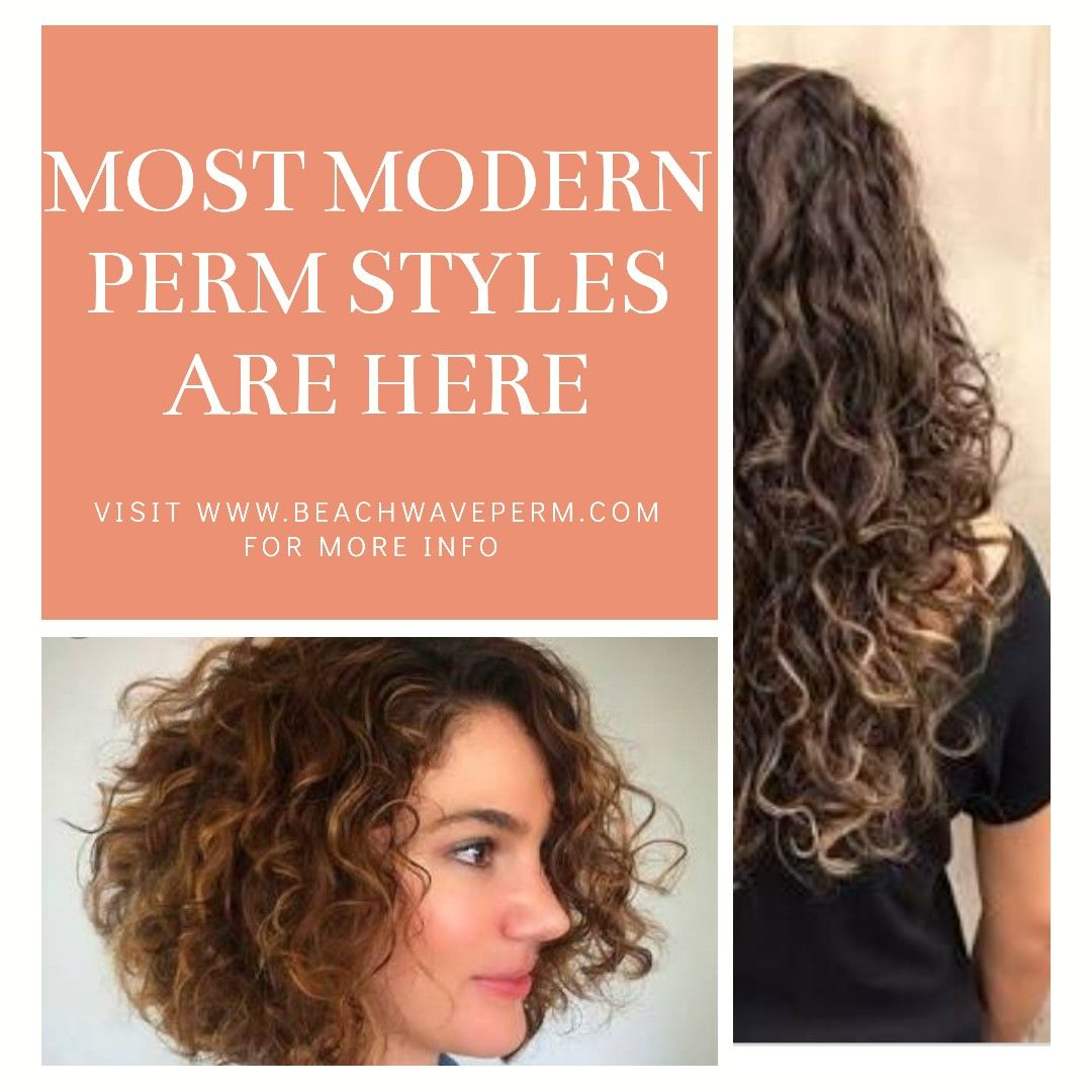 Most Modern Perm Styles Are Here In 2020 Permed Hairstyles Redhead Hairstyles Hair