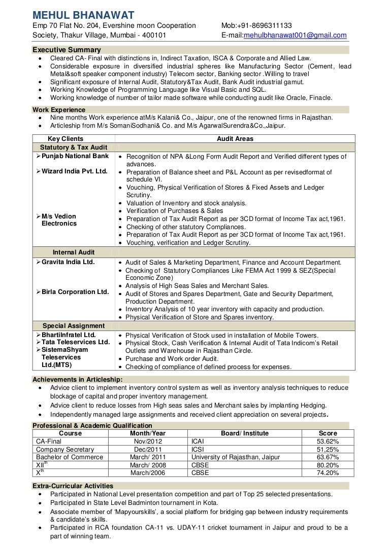 Resume Format Checker Resume summary examples, Student