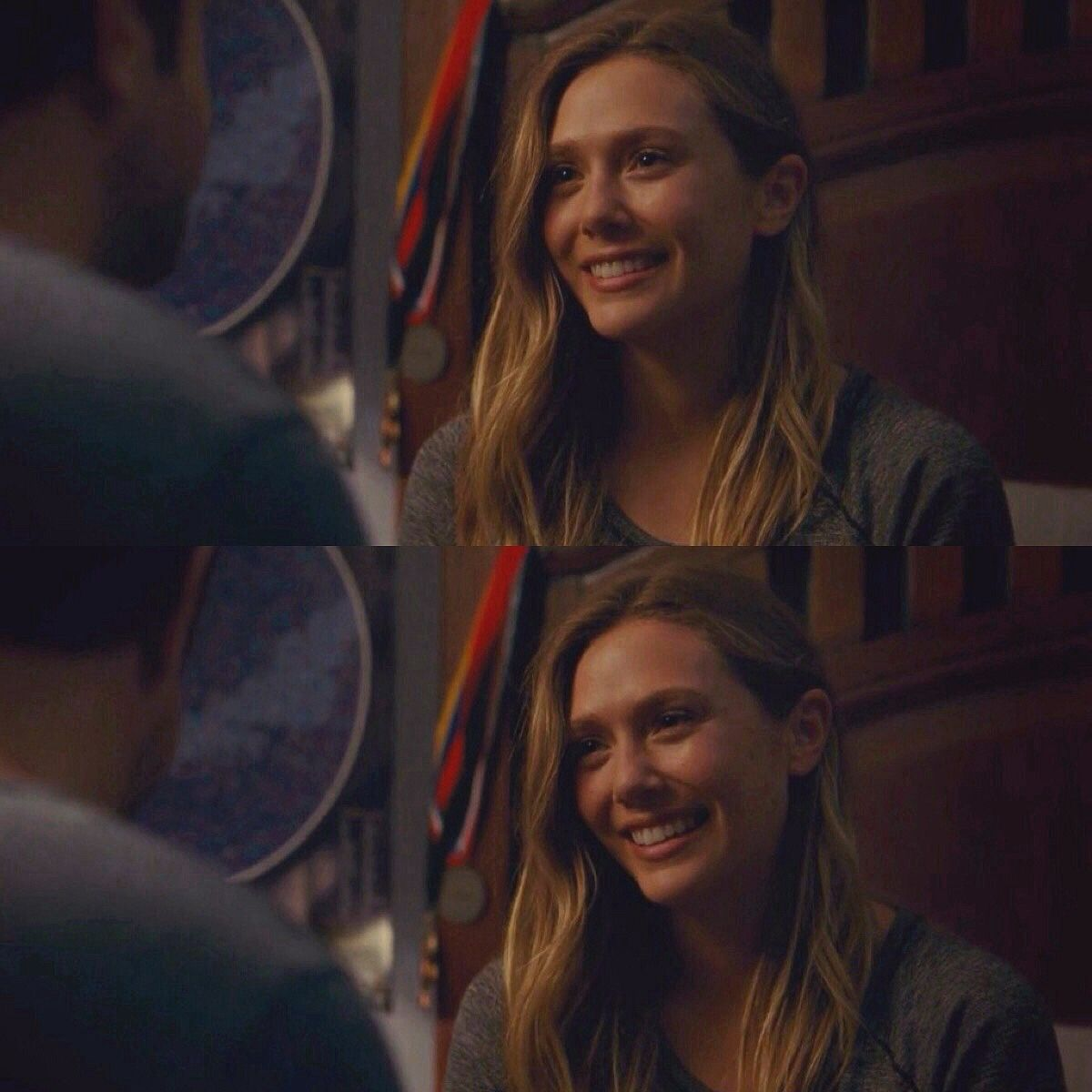 Elizabeth Olsen In Kodachrome With Images Elizabeth Olsen