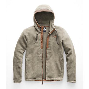 Men's pyrite fleece hoodie | Products | Fleece hoodie