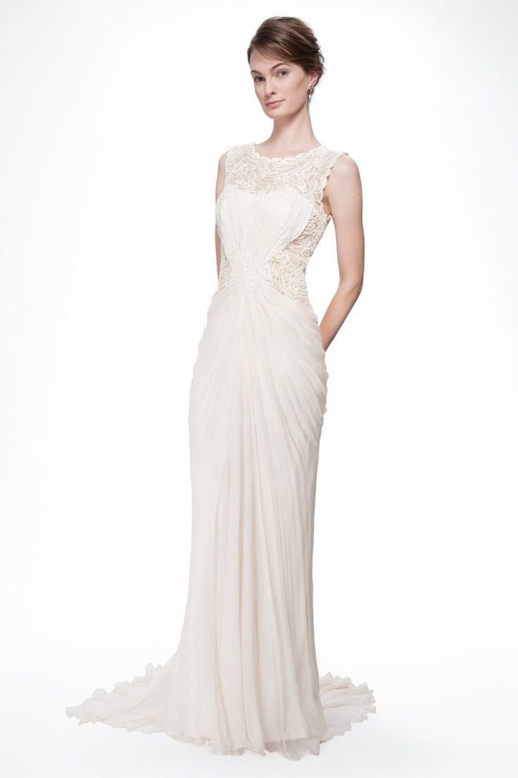 Tadashi shoji long sleeve wedding dress  I do Tadashi Shoji dress only  at Macys Perfect wedding dress