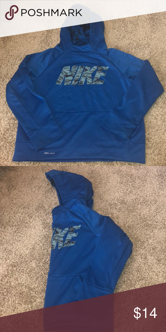 2f1c6dc5c Boys Nike Dri-fit sweatshirt/hoodie Nike Dri-Fit Sweatshirt/hoodie ...