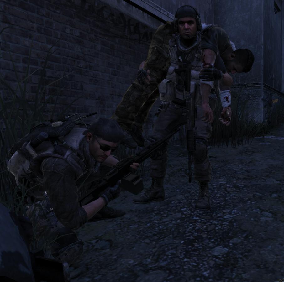 Call Of Duty Modern Warfare 3 Nikolai Loyalists