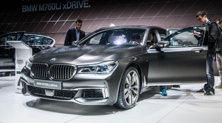 2019 BMW M760Li xDrive Changes, Price, and Release Date