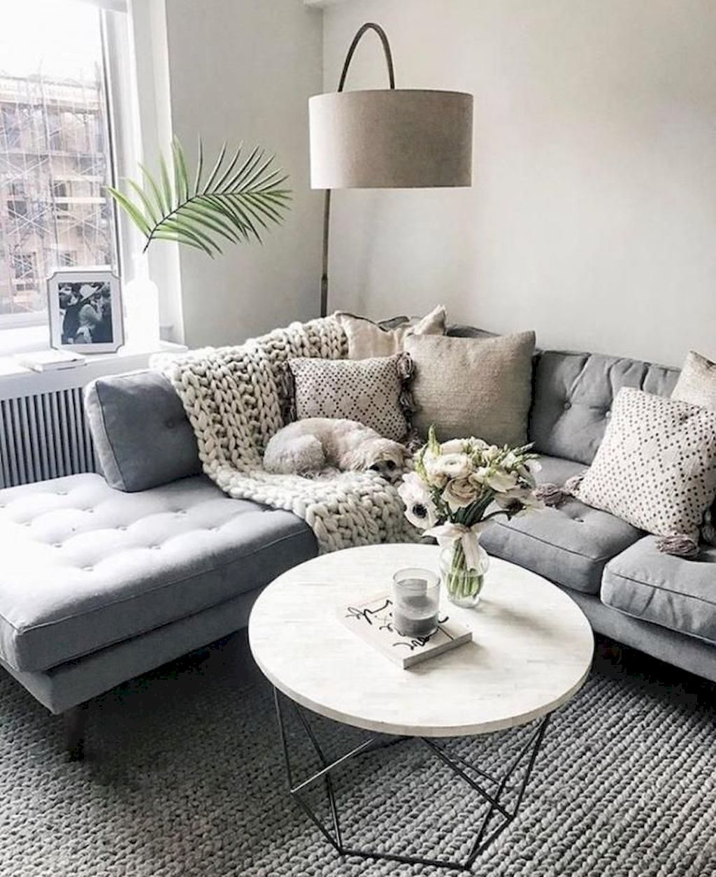 Modern Living Room Ideas With Grey Coloring images