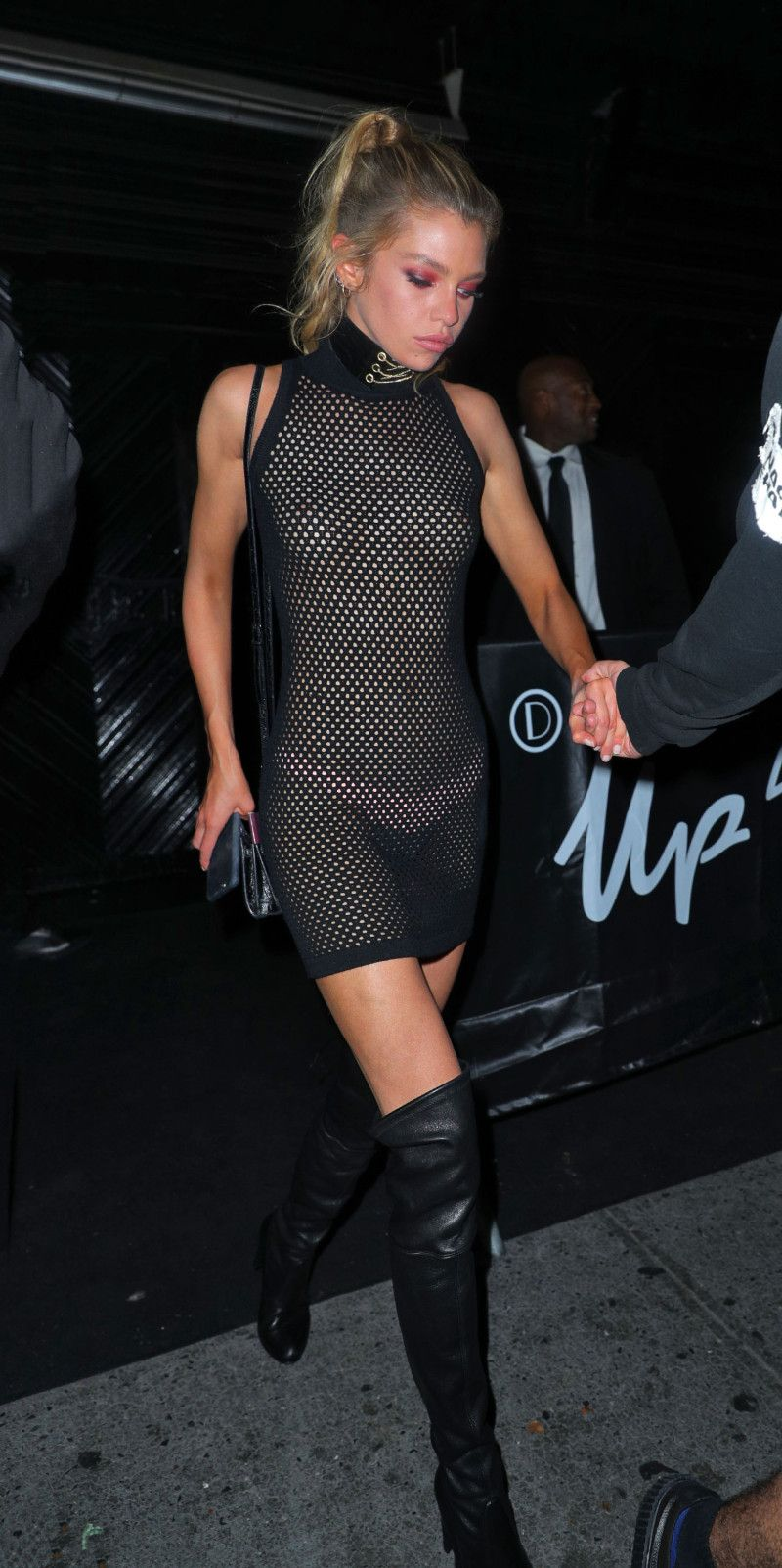 The most daring 'naked' dresses celebrities have worn ...